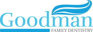 Goodman Family Dentistry Columbia logo