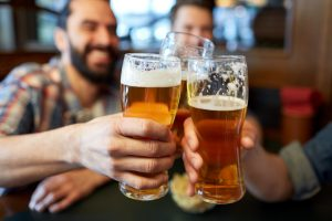 how does beer affect your teeth